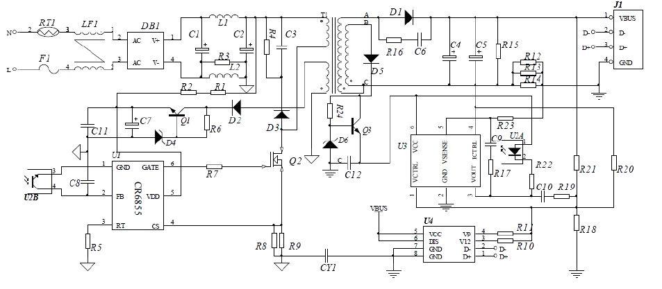 电路 电路图 电子 原理图 953_417